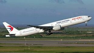 中國東方航空公司班機