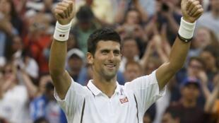 Mserbia, Novak Djokovic mchezaji nambari moja kwa ubora wa mchezo wa Tenesi duniani