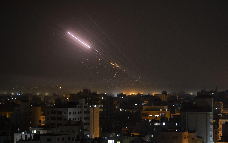 Israël Gaza roquettes
