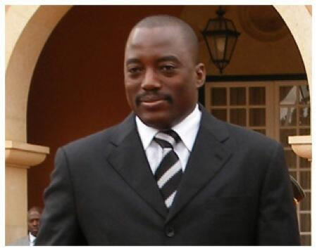 Rais wa Jamuhuri ya Kidemokrasia ya Congo, Joseph Kabila