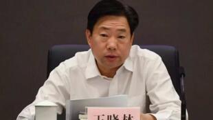 中国国家能源局原副局长王晓林