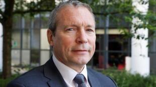 France - Jean-Michel Fauvergue, député la République en Marche de Seine-et-Marne
