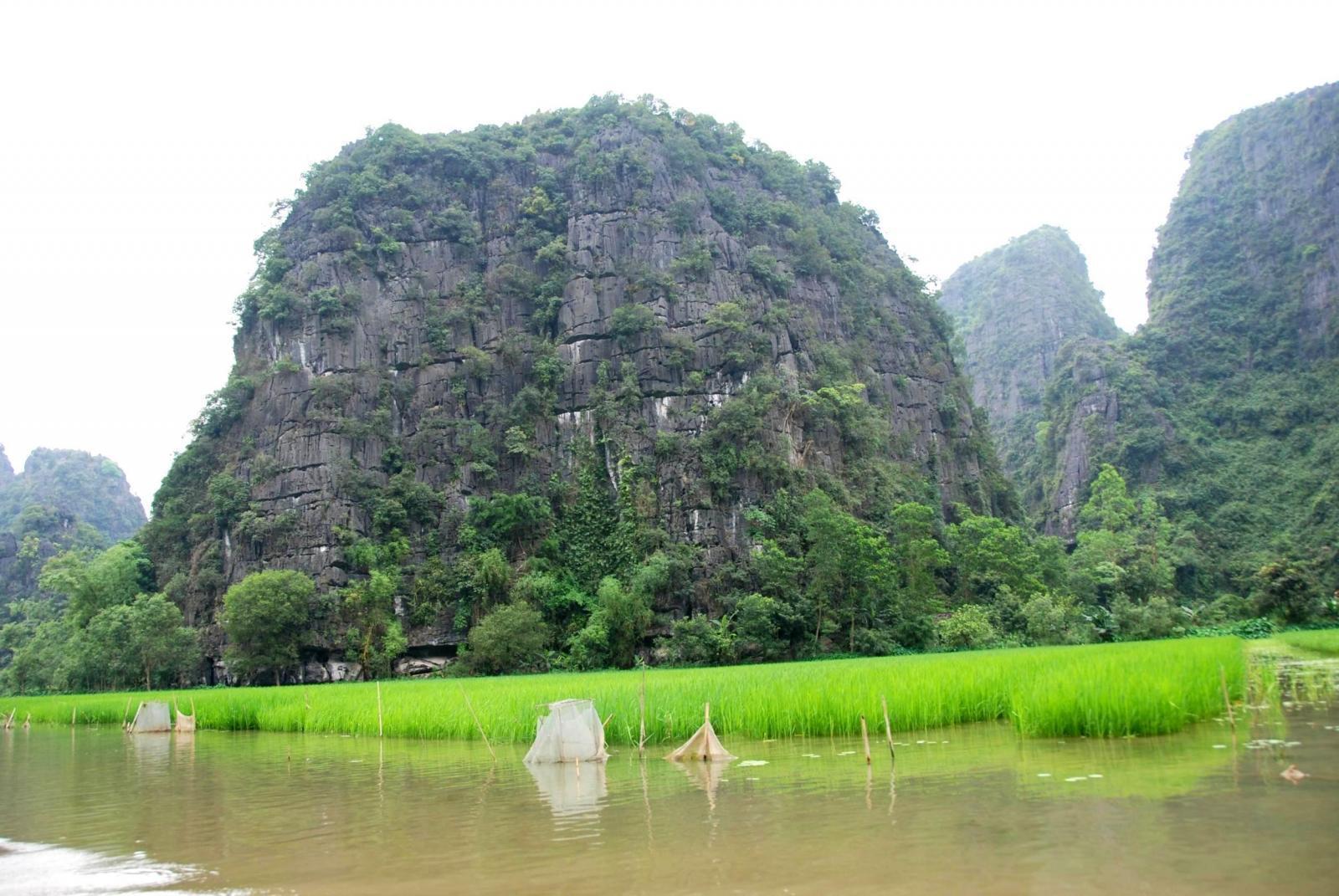 Khu danh thắng Tràng An, Ninh Bình.