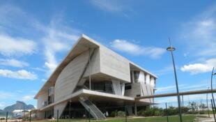 A Cidade das Artes (antiga Cidade da Música), inaugurada em Janeiro de 2013 no Rio de Janeiro.