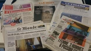 Diários franceses 12.04.2017