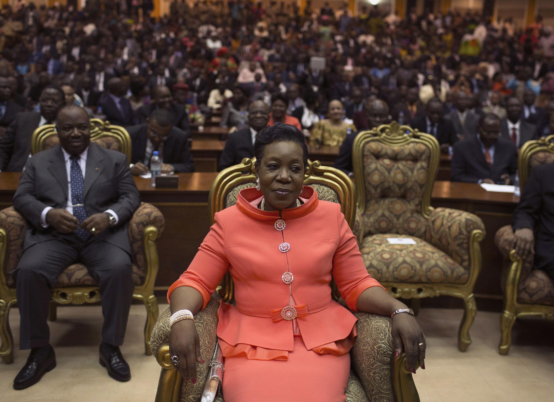 Catherine Samba-Panza es ahora oficialmente la presidenta interina de la República Centroafricana.
