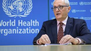 世界卫生组织驻华代表高力资料图片