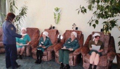 Культмассовый час  для заключенных