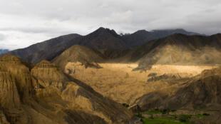 Región Ladakh, en el Himalaya.