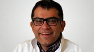 Le professeur Yazdan Yazdanpanah.