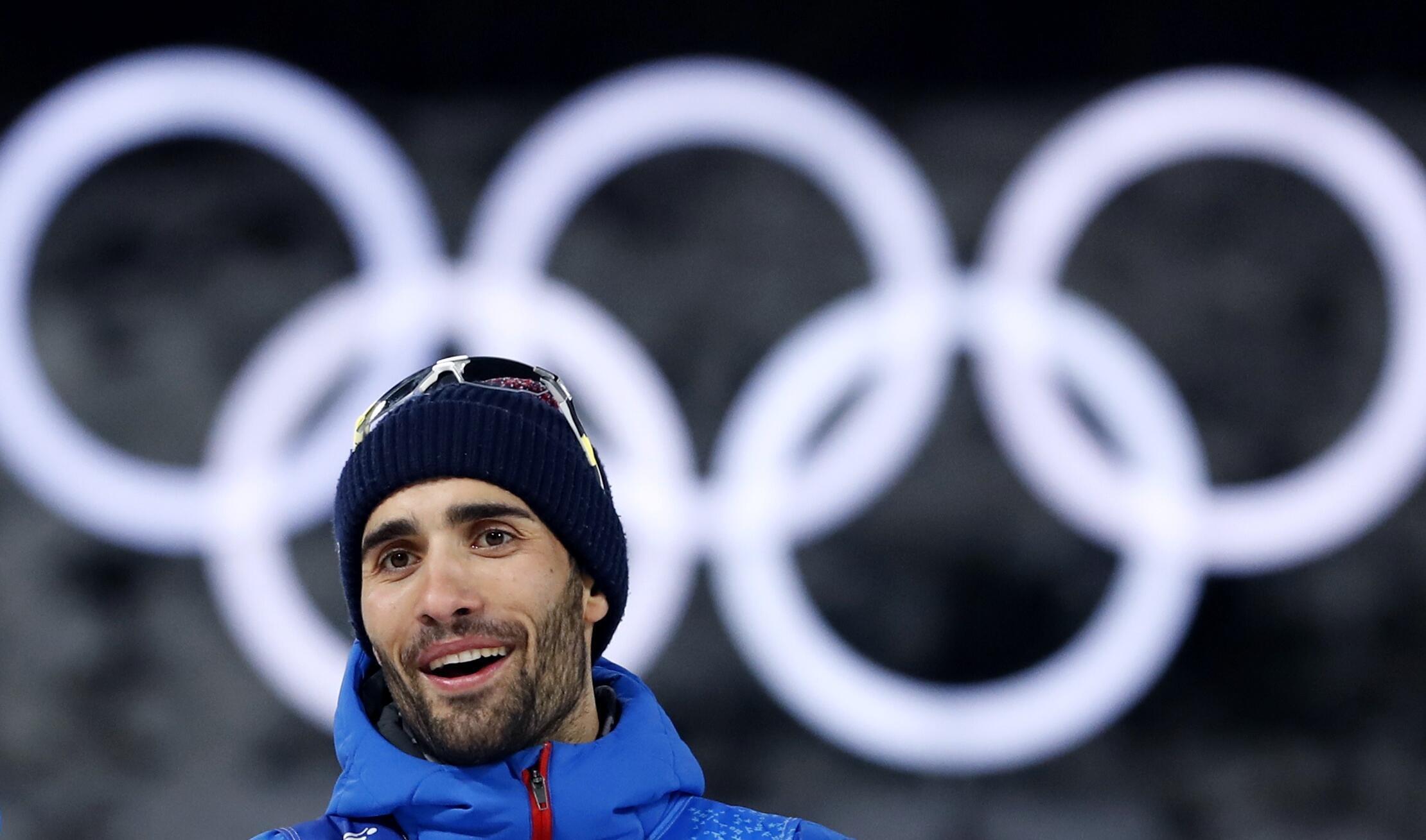 Самый титулованый французский олимпиец — Мартен Фуркад.