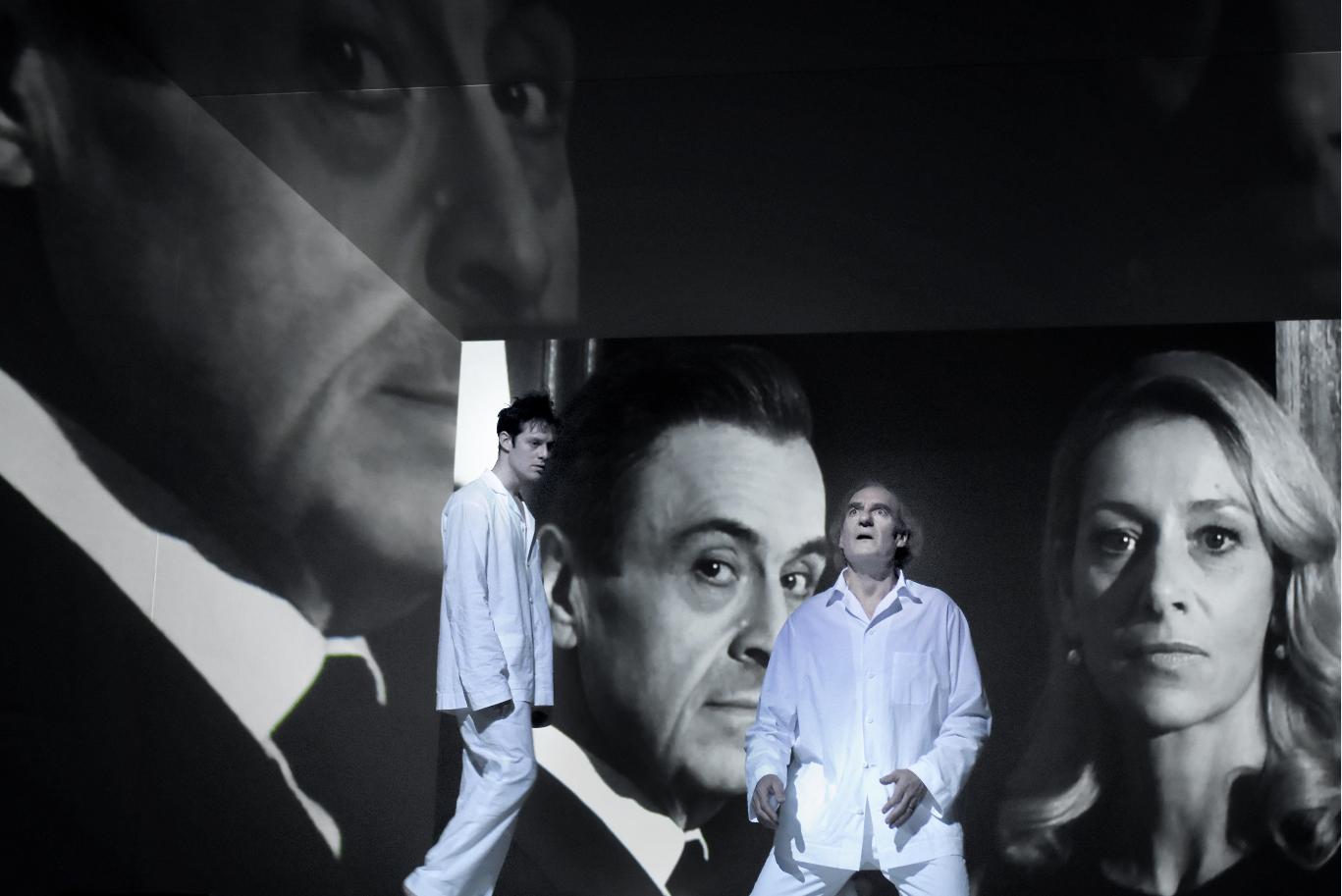 La Tempête, photo officielle extraite du spectacle.