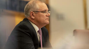 Prime Minister Scott Morrison said Australian authorities were aware of Karm Gilespie's arrest