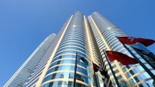 香港股市大樓
