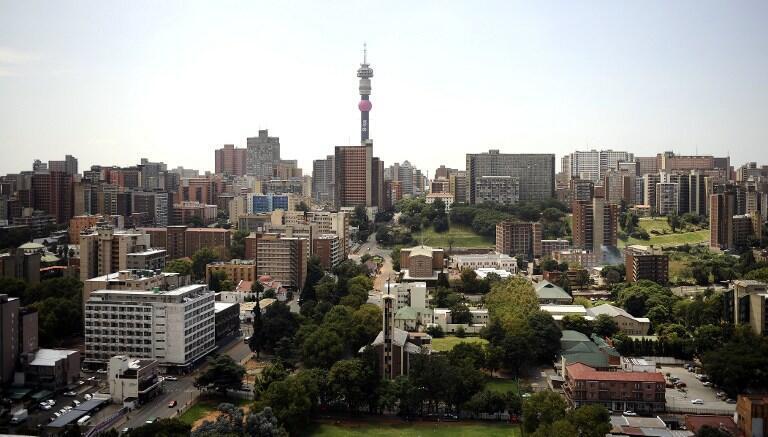 Johannesbourg - Afrique du Sud