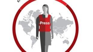 Balance de periodistas asesinados, detenidos, secuestrados y desaparecidos en el mundo en 2019, según RSF