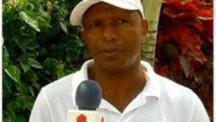 Artur Semedo, treinador cessante da Liga Muçulmana, clube moçambicano de futebol