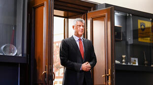 President Thaci promised to resign if charges of war crimes and crimes against humanity filed by prosecutors last week are confirmed by a special tribunal in The Hague