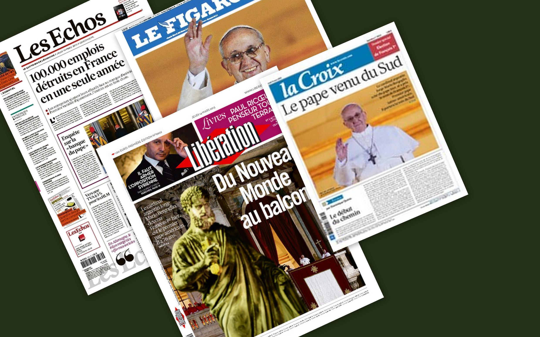 Os jornais desta quinta-feira comentam a eleição do papa Francisco e apontam os desafios que ele terá que enfrentar.