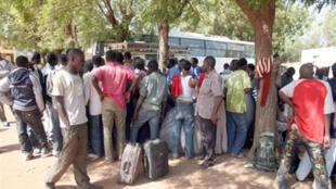 Parmi les 146 rapatriés, se trouvent des candidats à l'immigration clandestine vers l'Europe, mais surtout des travailleurs sur place.