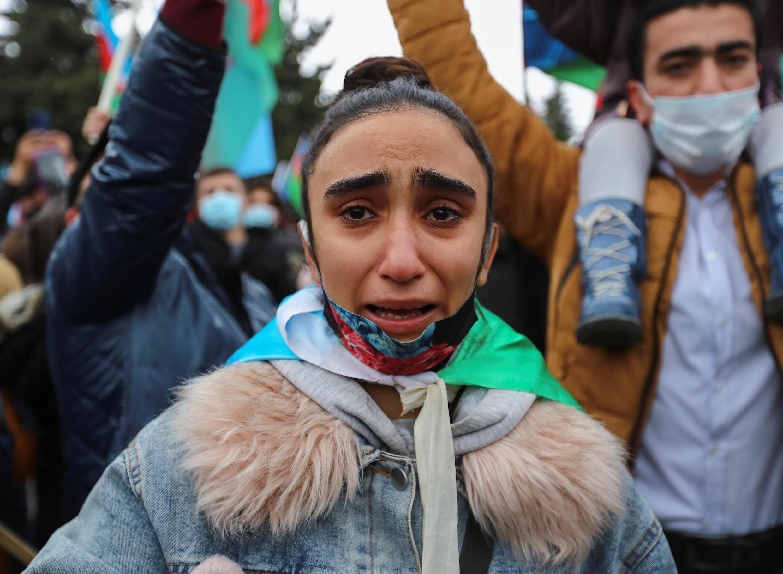 Image d'archive RFI  - Azerbaidjan - Bakou - Latchine