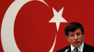 Turkey's Foreign Minister Ahmet Davutoglu will be in Cairo on Sunday