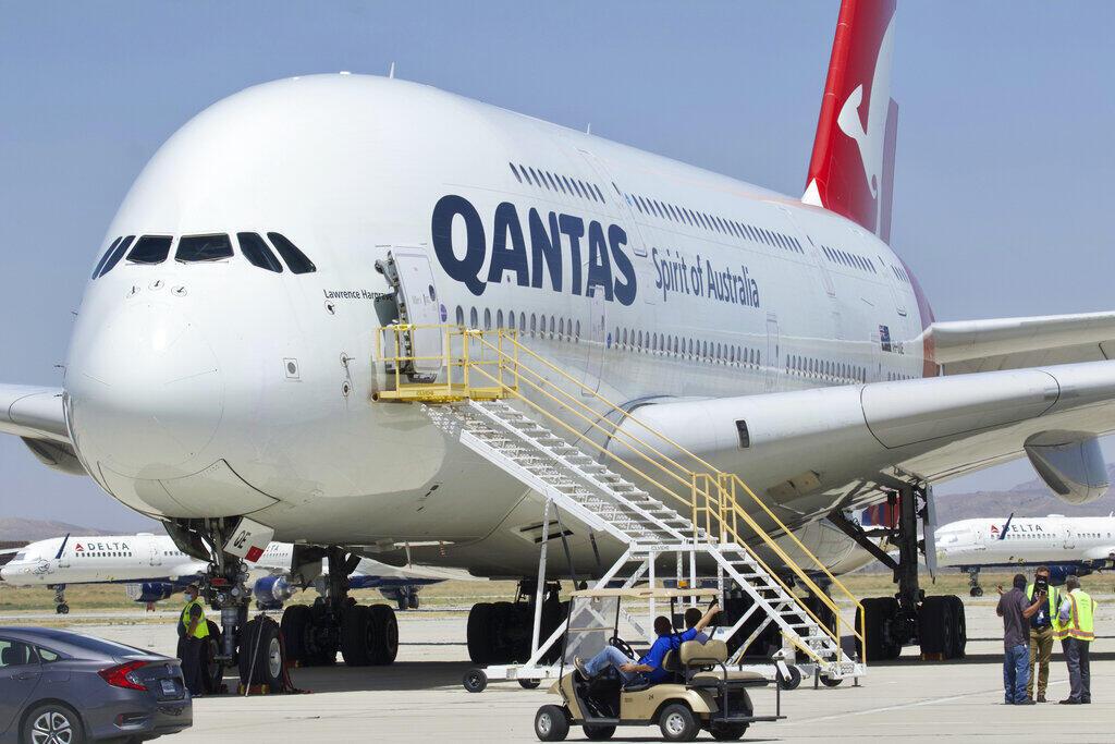 شرکت هواپیمایی استرالیایی کانتاس تصمیم دارد تا گواهی تزریق واکسن کرونا را اجباری کند.