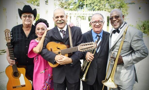 Orquesta Buena Vista Social Club Adios Tour