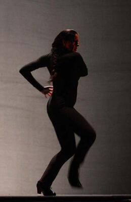 La bailaora María Pagés.