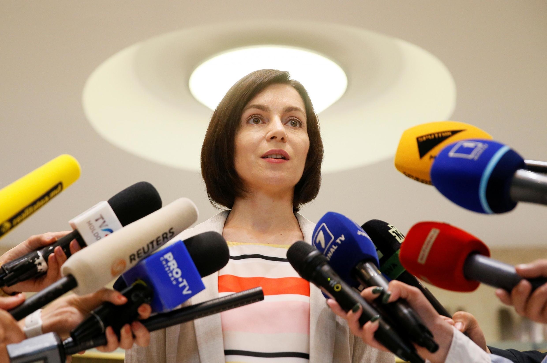Премьер-министр Молдовы Майя Санду