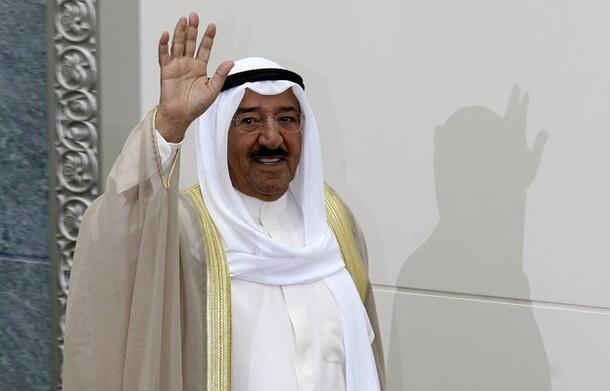 شیخ صباح الاحمد الصباح، امیر کویت-تصویر آرشیوی