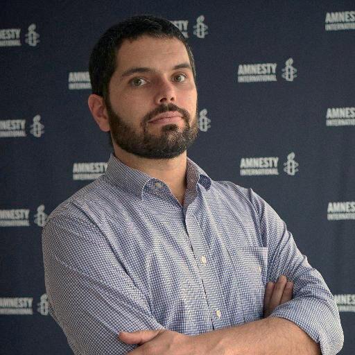 François Patuel, chercheur d'Amnesty International spécialisé sur l'Afrique de l'Ouest.