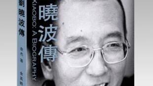 在香港出版的《刘晓波传》