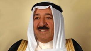 Rais wa Kuwait Sheikh Sabah al-Ahmad Al-Sabah