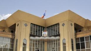 (illustration) Palais présidentiel à Ndjamena.