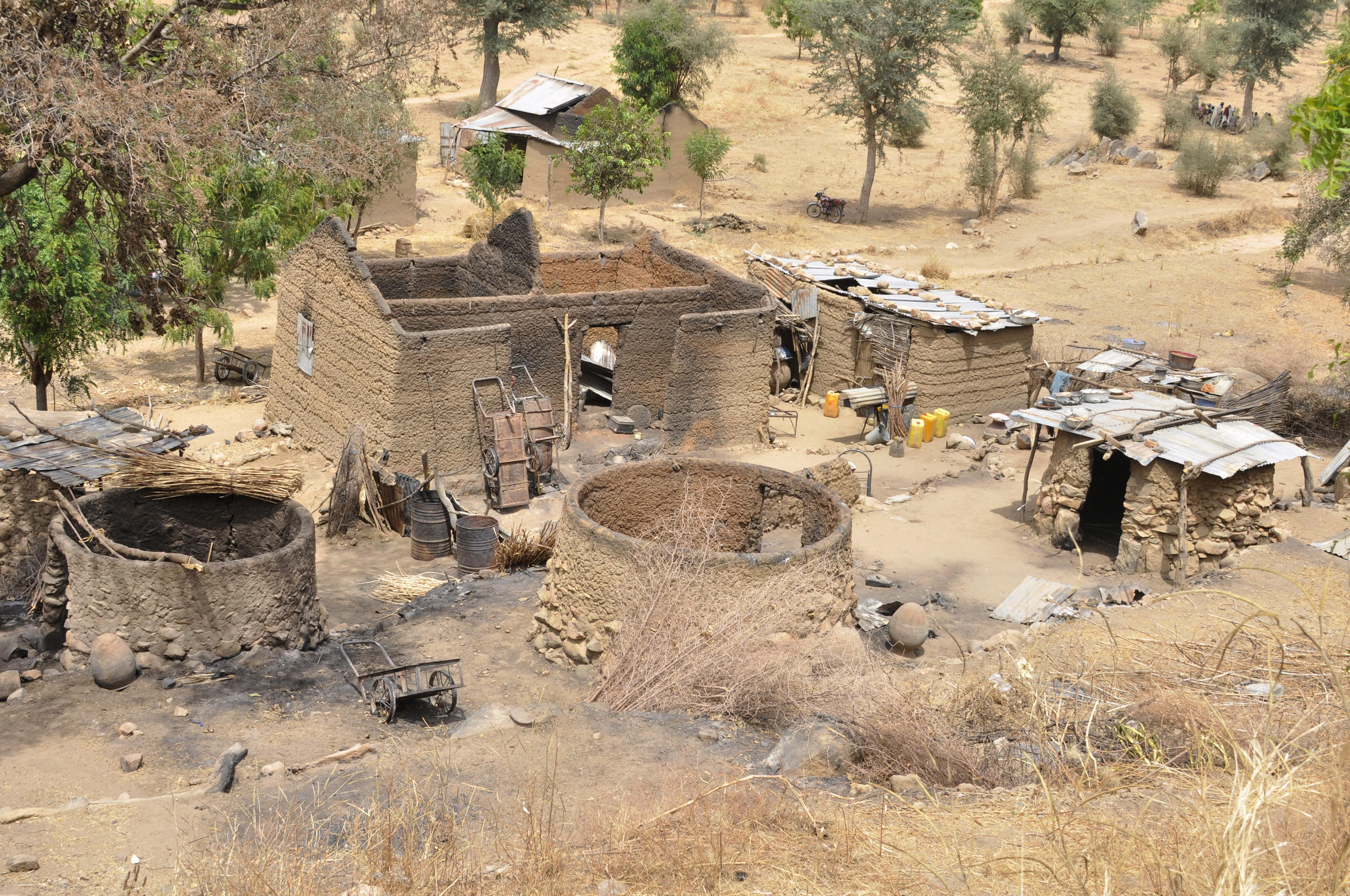 The killings took place in Seleved, northern Cameroon, where soldiers are fighting Boko Haram jihadists who also target civilians