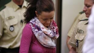 Beate Zschäpe, única sobrevivente do NSU, é julgada pelo Tribunal de Munique desde maio de 2013.