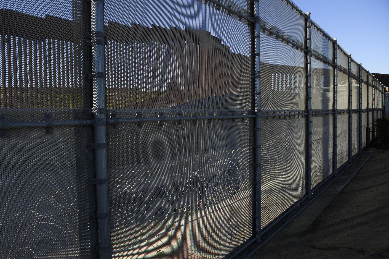 Mur USA Mexico