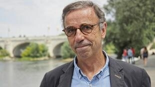 """Pierre Hurmic, Bordeaux's new Green mayor, 21 July 2020. He wants to protect trees and not showcase """"dead"""" ones,"""