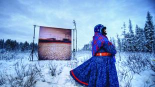 Roger Moukarzel, Effect Serie, Nordic #1, 2013. Ed1 of 7, Diasec. 60 x 90cm.