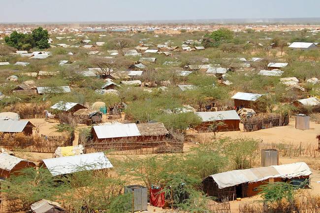 Sansanin 'Yan gudun hijirar Somalia a Dadaab, Kenya