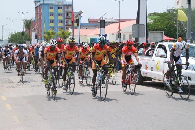 Ciclistas Sport Luanda Benfica