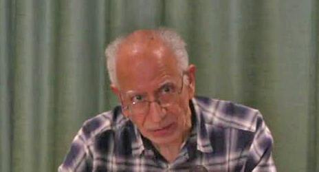 حسین باقرزاده، تحلیلگر سیاسی و مدافع حقوق بشر مقیم لندن