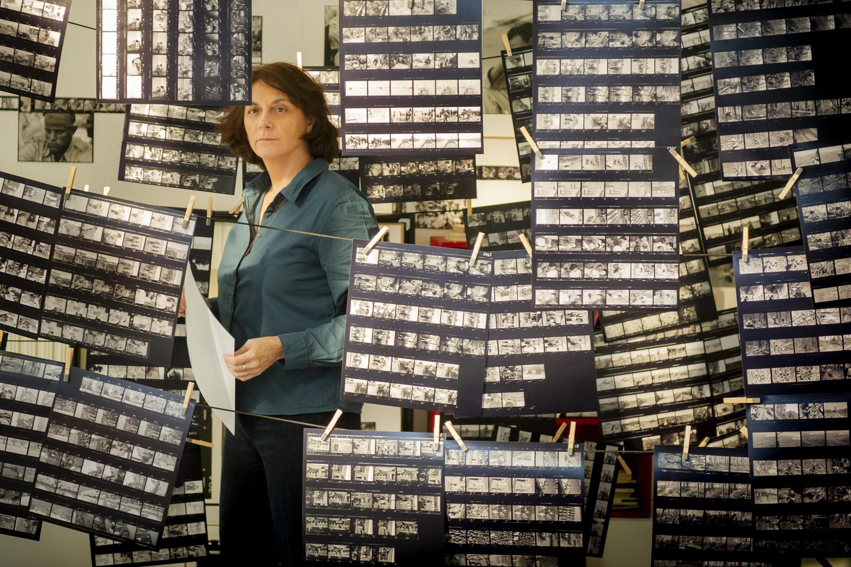 Photographie de Mariana Otero - «Histoire d'un regard, à la recherche de Gilles Caron».