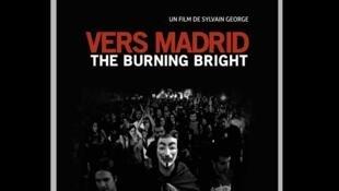 Affiche du film de Sylvain George, «Vers Madrid».