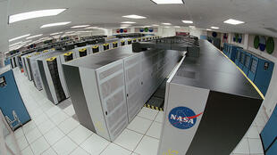 Nasa, nos Estados Unidos, possui supercomputadores.