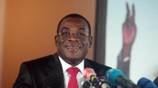 Pascal Affi N'Guessan, président du FPI.