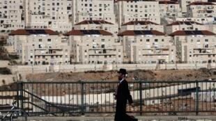 یک منطقۀ یهودی نشین ارتدوکس