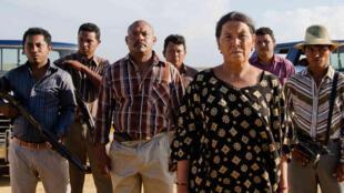"""""""Pájaros de verano"""" fue filmada en el desierto de La Guajira."""