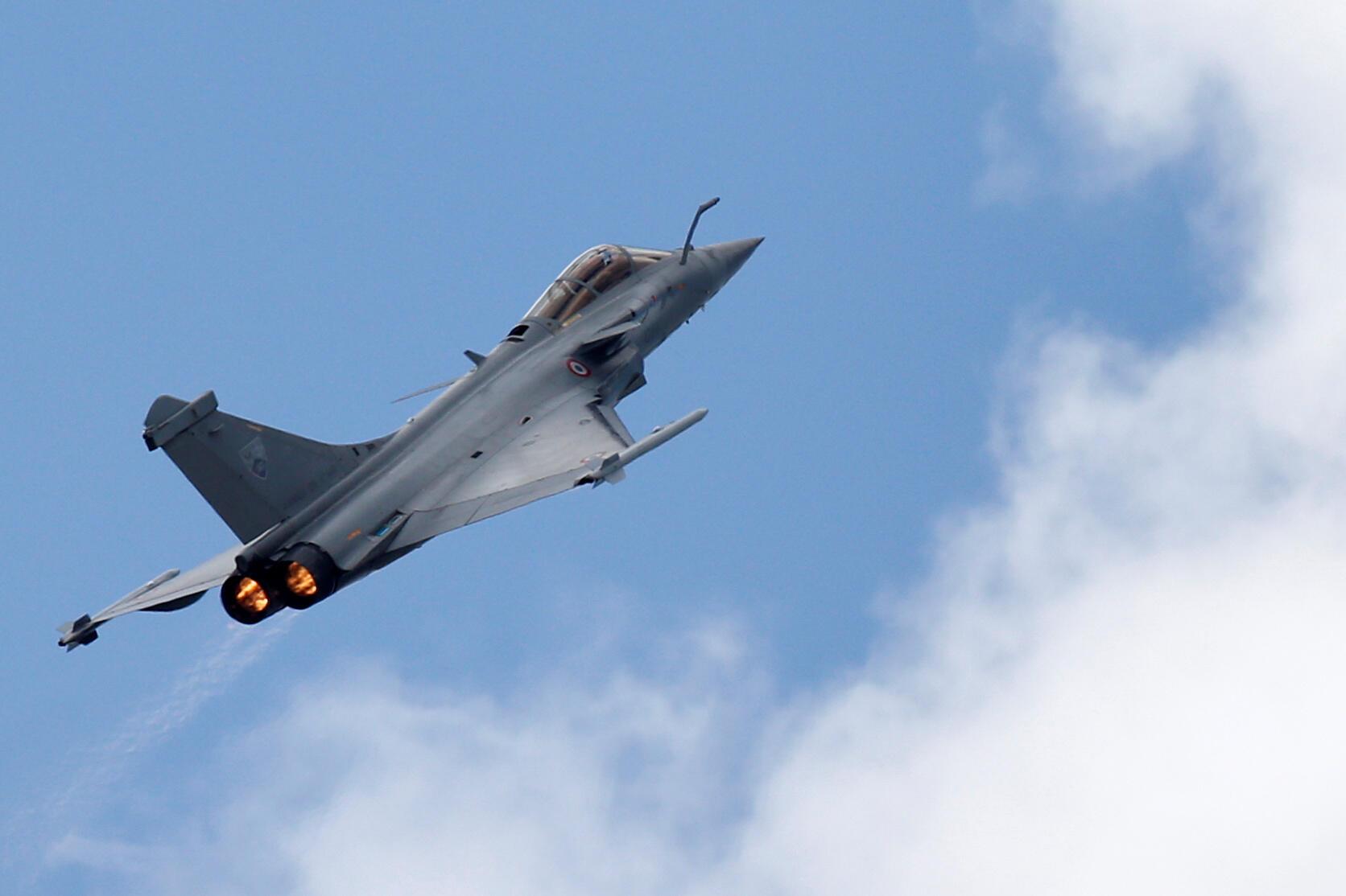 Dassault livre, ce 8 octobre 2019, son premier «Rafale» à l'armée indienne.